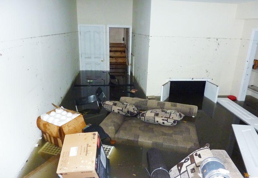 Basement Flooding - 360 Inspections Kansas City