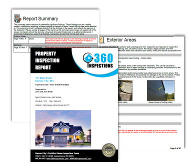 360 Inspections-KC Home Inspector Report