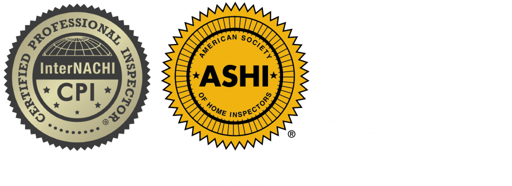 360 Inspections Certifications and Memberships Logos