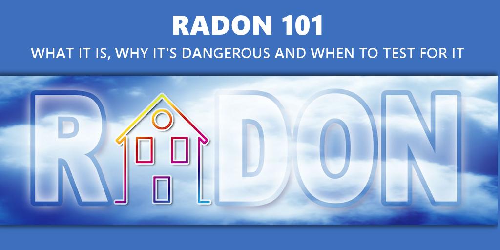 Radon Testing - 360 Inspections Kansas City